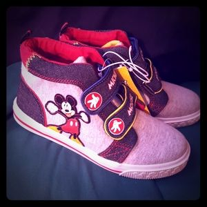 NET Toddler Mickey Mouse Sneakers